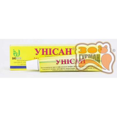 купити Унисан (мазь) 15г в Одеси