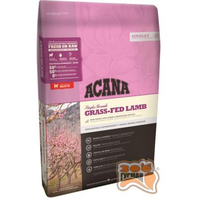 купити Acana GRASS-FED LAMB корм для собак всех пород и возрастов на ягненке в Одеси