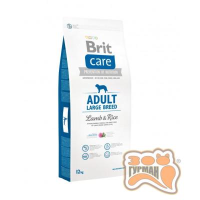 купити Brit Care (Брит Кеа) ADULT LARGE BREED Lamb & Rice - корм для собак крупных пород (ягненок/рис) в Одеси