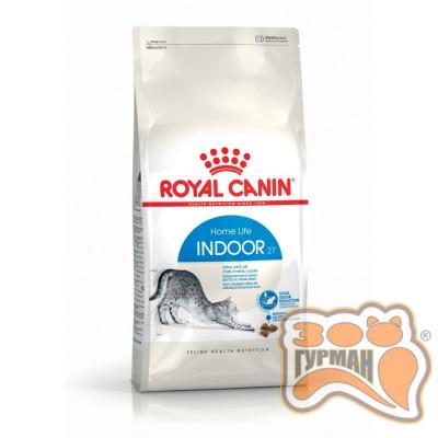 Royal Canin INDOOR для котов, живущих в помещении