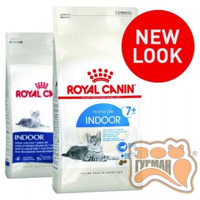 купити Royal Canin INDOOR 7 + для кішок з 7 років в Одеси