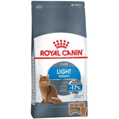 купити Royal Canin Light Weight Care для кошек с предрасположенностью к избыточному весу в Одеси