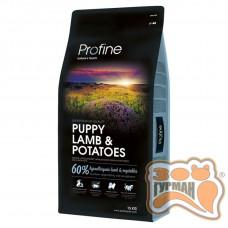 Profine Puppy Lamb & Potatoes - для щенков и молодых собак