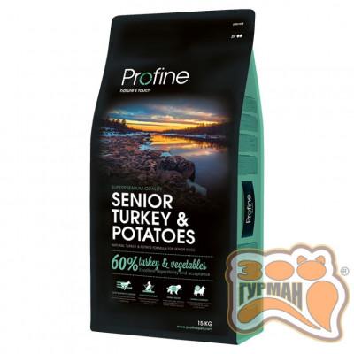 купити Profine Senior Turkey для пожилых собак в Одеси