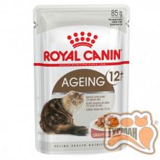 Royal Canin Ageng +12 Gravy для літніх кішок старше 12 років (в соусі)
