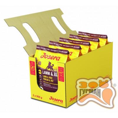 купити Josera Lamb and Rice супер-премиум корм для собак всех пород с ягненком и рисом в Одеси