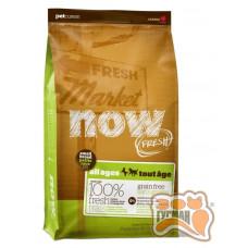 NOW! Fresh Small Breed Recipe Grain Free беззерновой для малых пород всех возрастов с индейкой, уткой и лососем