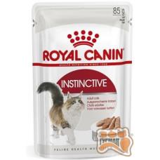 Royal Canin Instinctive для дорослих котів віком від 12 місяців паштет