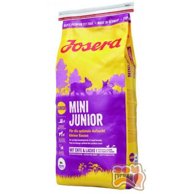 купити Josera MiniJunior для щенков мелких пород возрастом старше 3 недель и взрослых собак в Одеси