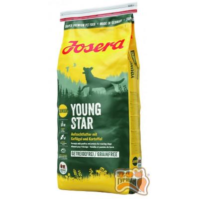 купити Josera YoungStar беззерновой сухой корм для щенков возрастом старше 8 недель в Одеси