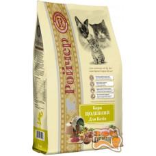 Ройчер Ежедневный сухой корм для кошек 6 кг