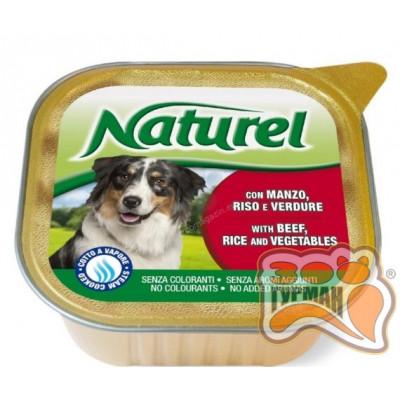 купити Naturel ALUTRAYS шматочки яловичини на грилі 150гр * 22шт в Одеси