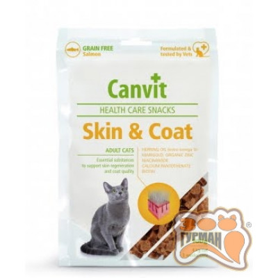 купити Canvit (Канвит) Cat Skin & Coat, 100гр в Одеси
