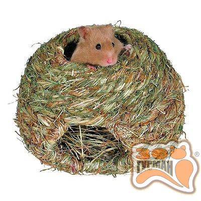 купити TRIXIE Джутовый домик для грызунов, 16 см в Одеси