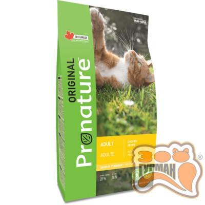 купити Pronature Original Cat Chiсken корм для котов с курицей в Одеси