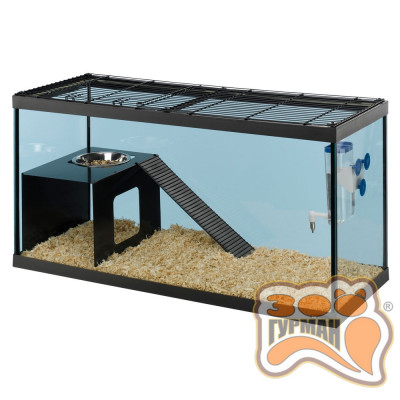 купити Стеклянная клетка для крыс RATATOUT 80 79x30,5x39,5 см в Одеси