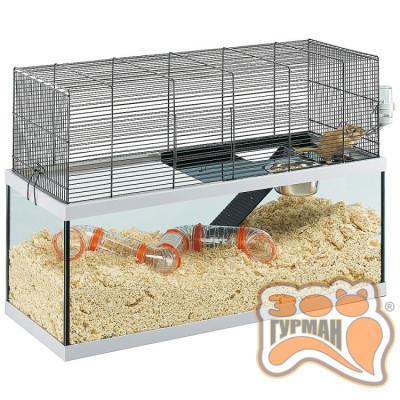 купити Стеклянная клетка для песчанок GABRY 80 79x30,5x51,4 см в Одеси