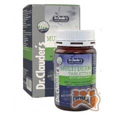 Dr.Clauder's Dog Multi Derm таблетки для кожи и шерсти