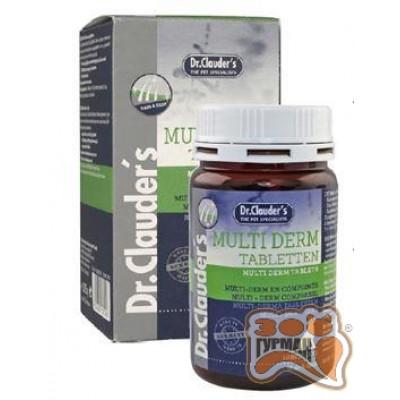 купити Dr.Clauder's MultiDerm таблетки для шкіри і шерсті в Одеси