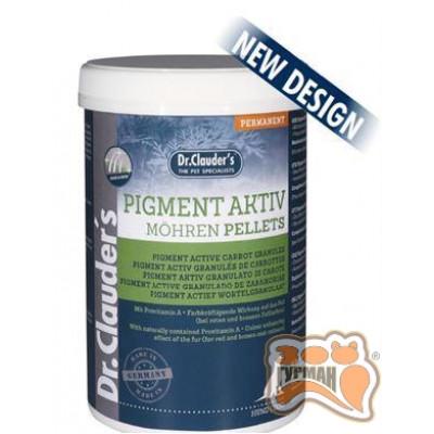 купити Dr.Clauder`s Pigment Aktiv Möhren Pellets активизация рыжей пигментации 600 гр в Одеси