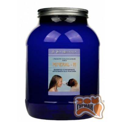 купити Шампунь Iv San Bernard Mineral H (кот/собака), против выпадения волос, с  экстрактом плаценты, 250 мл в Одеси