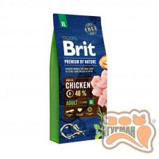 Brit (Брит) Premium ADULT XL - корм для взрослых собак гигантских пород