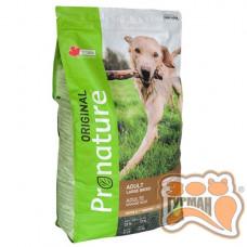Pronature Original Dog Chicken Oatmeal ПРОНАТЮР ОРИДЖИНАЛ ДОГ КУРИЦА ОВСЯНАЯ МУКА корм для собак крупных пород 15кг