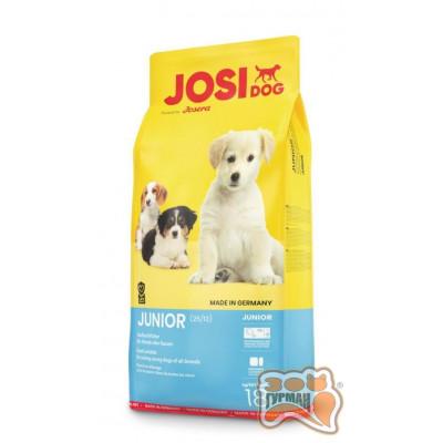 купити JosiDog  Junior (25/13) для вирощування молодих собак всіх порід, 18 кг в Одеси