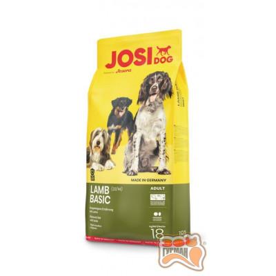 купити JosiDog Lamb Basic (22/14) дієта з м`ясом ягняти, 18 кг в Одеси
