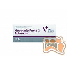 VetExpert Hepatiale Forte Advanced (Гепатиале форте Едвансд) підтримка та відновлення функцій печінки для собак та котів (в таблетках)