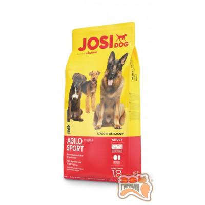 купити JosiDog Agilo Sport (26/16) для спортивних собак, 18 кг в Одеси