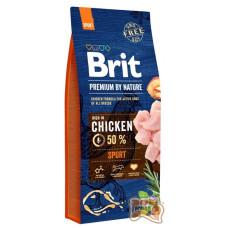 Brit (Брит) Premium SPORT - корм для активных собак