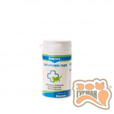 Canina Cat-Vitamin Tabs  Витаминный комплекс для кошек