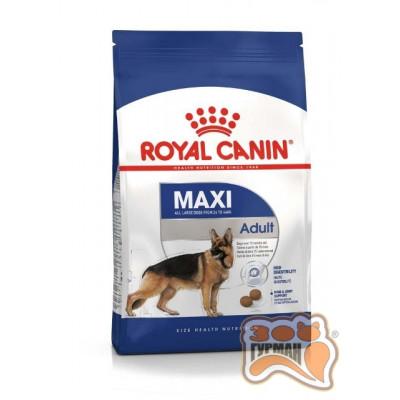купити Royal Canin MAXI ADULT для собак крупных размеров в Одеси