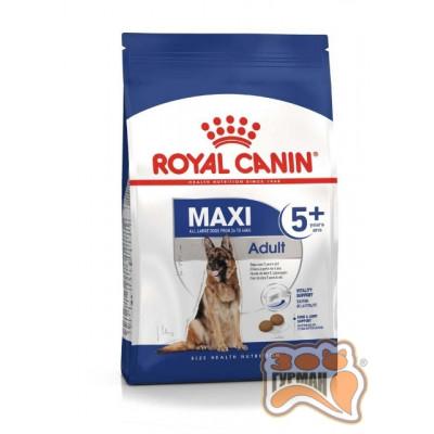 купити Royal Canin MAXI ADULT 5+ для собак крупных размеров с 5 до 8 лет в Одеси