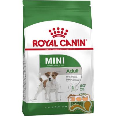 Royal Canin MINI ADULT для взрослых собак малых пород