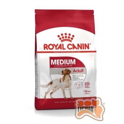 купити Royal Canin Medium Adult для взрослых собак средних размеров в Одеси