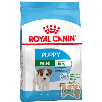 Royal Canin MINI PUPPY для щенков малых пород