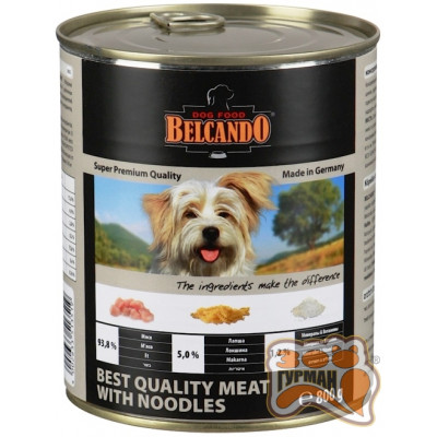 Belcando Отборное мясо с лапшой