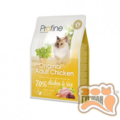 купити Profine Cat Original Adult Курица с рисом для всех пород в Одеси
