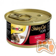 Gim Shiny Cat курица, 70 гр