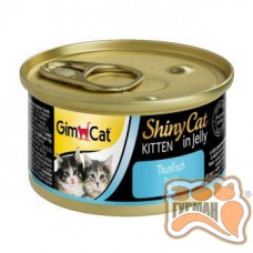 Gim Shiny Cat Kitten тунец для котят, 70 гр
