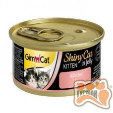 Gim Shiny Cat Kitten курица для котят, 70 гр