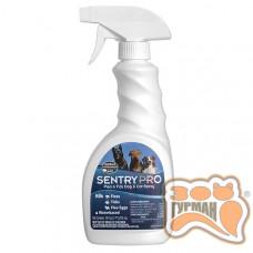 SENTRY PRO Сентри Про - cпрей от блох и клещей для собак и кошек , 0.473 л.