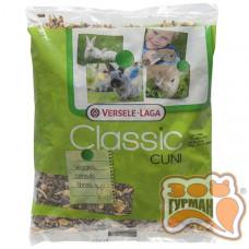 VERSELE-LAGA CLASSIC CUNI ВЕРСЕЛЕ-ЛАГА КЛАССИК КУНИ зерновая смесь корм для КРОЛИКОВ, 0,5 кг