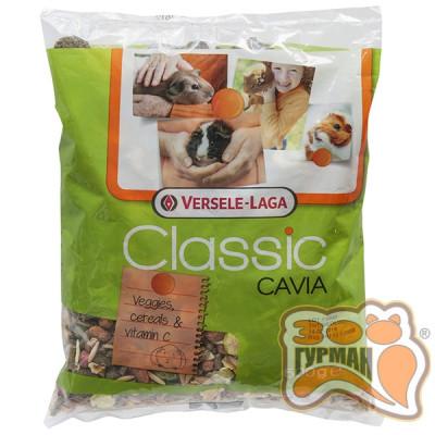 купити Versele-Laga Classic Cavia КЛАССИК КАВИА зерновая смесь корм для морских свинок с витамином C в Одеси