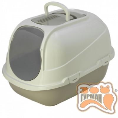 купити Moderna МОДЕРНА МЕГАКОМФИ КЭТ туалет для кошек, закрытый 66х46х50 см в Одеси
