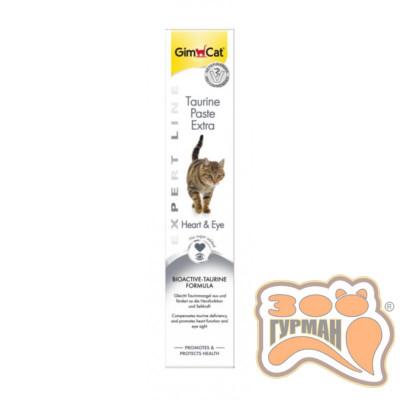 купити GimCat Expert Line Taurine Паста з таурином для здоров'я серця та зору котів 50 г в Одеси
