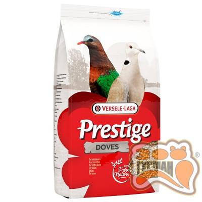 купити Versele-Laga Prestige Doves ВЕРСЕЛЕ-ЛАГА ПРЕСТИЖ ДЕКОРАТИВНЫЙ ГОЛУБЬ зерновая смесь корм для голубей, 1 кг. в Одеси
