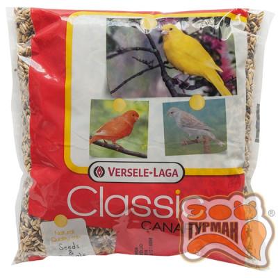 купити Versele-Laga Classic Canaries ВЕРСЕЛЕ-ЛАГА КЛАССИК КЭНЭРИЗ корм для канареек в Одеси